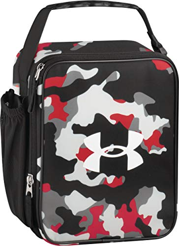 Under Armour Scrimmage, Beta Fury Insulated Lunch Box, 4 x 10 x 8.2 inch