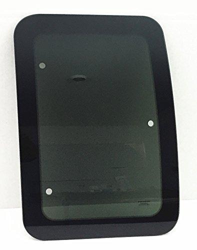 NAGD Privacy Movable Driver Left Side Rear Access Door Quarter Glass Quarter...