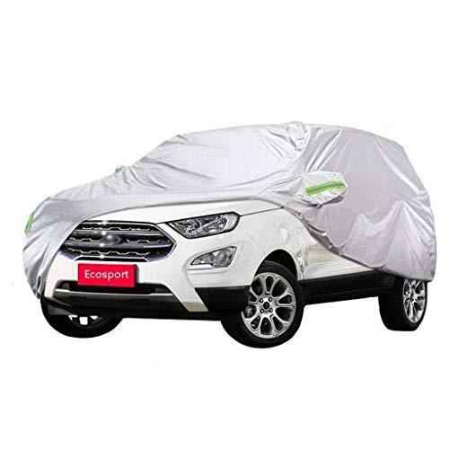 YaPin Modellauto Ford Ecosport Geländewagen Geländewagen Autoabdeckung Sonnenschutz Regen Isolierung Dick Universal Autoabdeckung Beschattung Vier Jahreszeiten Universal (Color : 2013)