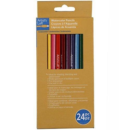 Artist's Loft Fundamentals Watercolor Pencils by Artists Loft