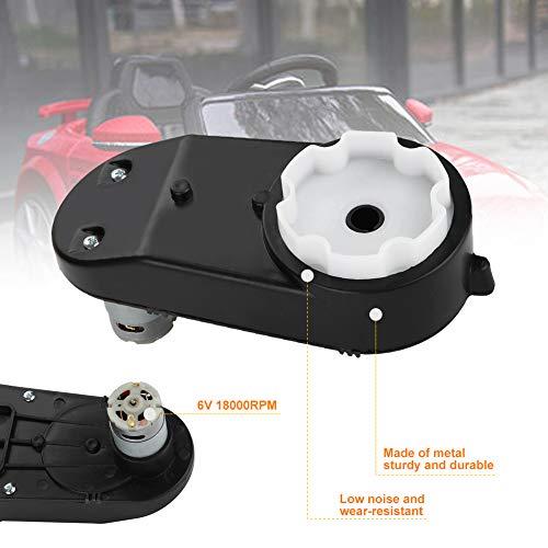 Cambio RS390 12V 18000RPM, scatola ingranaggi per motociclette per macchinine, motore di azionamento potente ad alta velocità elettrico universale, giro per bambini su motore per auto