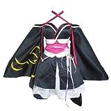 Unbreakable Machine Doll Banned Doll Yaya Girls Lolita Kimono Cosplay Costume (Custom Made) Black