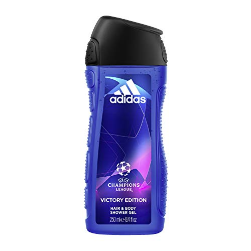 adidas UEFA Champions League Victory Edition 2in1 Hair & body Shower Gel
