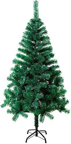 MCTECH 240 Cm Albero Di Natale Con Supporto - Abete Albero Albero Di Decorazione In PVC Verde (240 Cm)