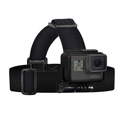 Uotyle Chest Mount Harness Kopfband Kopfgürtel Kopfbandhalterung für GoPro Hero 8, 7, Max, Fusion, Hero (2018), 6, 5, 4, Sitzung, 3+, 3, 2, 1, Xiaomi Yi Kameras