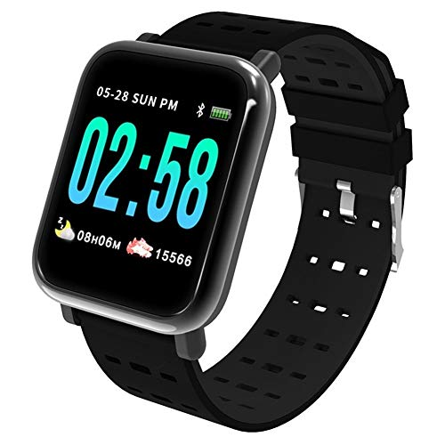 Smart Armband Waterdichte stappenteller Fitness Tracker Heart Rate Blood Pressure horloge Mannen Vrouwen Band Activity Tracker Polsband