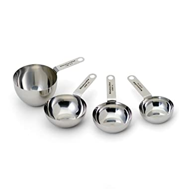 KitchenAid Gourmet Stainless Steel Measuring Spoons, Set of 4