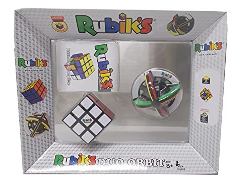 Wingames-Duo Orbit Rompecabezas 6 Colores del Cubo de Rubik 776
