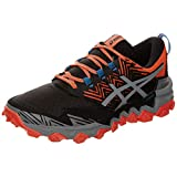 ASICS Gel-Fujitrabuco 8, Scarpe da Corsa Donna, Flash Coral/Sheet Rock, 42 EU