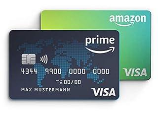 Als Prime-Mitglied erhalten Sie bei Erstantrag 70 € Startgutschrift, die nach Ihrem ersten Einkauf bei Amazon.de mit der Amazon.de VISA Karte auf Ihrer Kreditkartenabrechnung gutgeschrieben wird - ansonsten 50 €.* Dauerhaft 0 € Jahreskartenpreis für ...