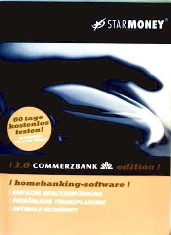13.0 Commerzbank Edition mit CD-ROM, Hombanking-Software - einfache Benutzerführung, persönliche Finanzplanung, optimale Sicherheit