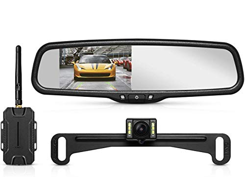 Auto-Vox T1400 Upgraded Wireless Backup Camera Kit - $115.99 Shipped