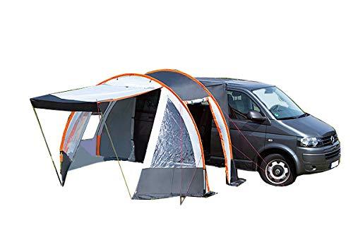 dwt Buszelt Picco 320x150cm freistehend Mobilzelt Vorzelt Camping Outdoor Tent Tunnelzelt Reisezelt leicht