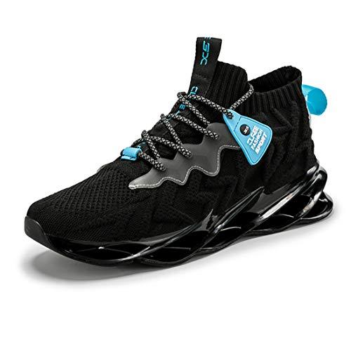 Wisdom Wolf Homme Mode Baskets Chaussures de Sport...