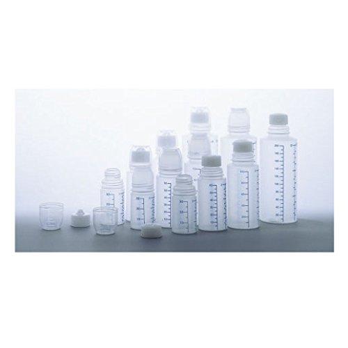 エムアイケミカル 投薬瓶Mボトル(滅菌済) 200CC(5ホンX22フクロイリ) キャップ:白PE(基本色)