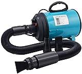 Asciugatrice per animali domestici soplador de agua for mascotas, silencioso y de secado rápido perro grande secador de pelo especial, secador de bajo nivel de ruido de alta potencia, productos de lim