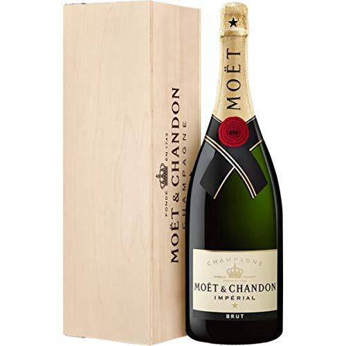 Moët & Chandon - Champagne Moët Et Chandon Moët Impérial Magnum Coffret Bois