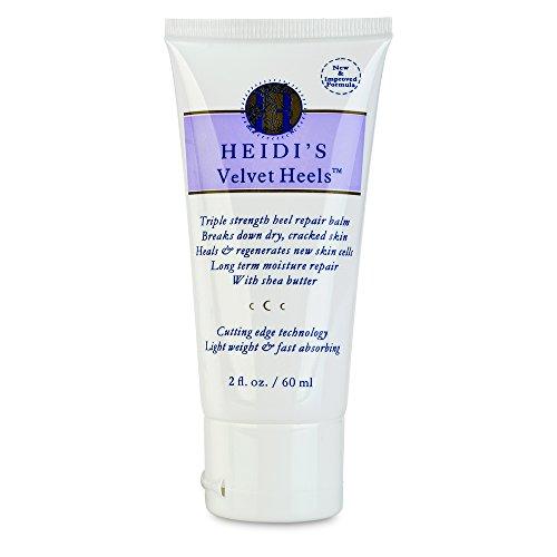 HEIDI'S Velvet Heels Repair Balm, 2 Ounce