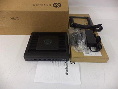 HP MP4 DIGITAL SIGNAGE PLAYER, AMD GX-217GA 1.65Hz 32 GB SATA SSD, 4 GB 1600 MHz DDR3 SDRAM WIN EMBEDDED STANDARD 7