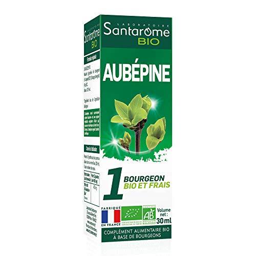 Santarome Bio Aubepine Flacon Pipette 30 mL