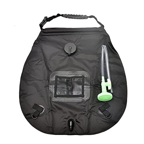 ZXNQ Solardusche Outdoor, 20L Camping...