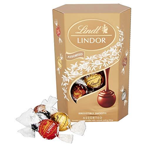 Lindt Lindor Assorted Chocolate Truffles (200g)