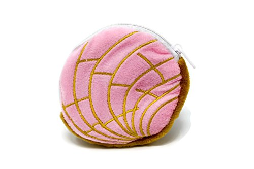 Concha Coin Purse (pink)