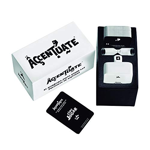 Accentuate - Juego de cartas (Bandai 93000) , color/modelo surtido