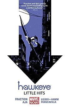 Hawkeye Vol. 2: Little Hits (Hawkeye Series) by [Matt Fraction, David Aja, Javier Pulido, Steve Lieber, Francesco Francavilla, Jesse Hamm]