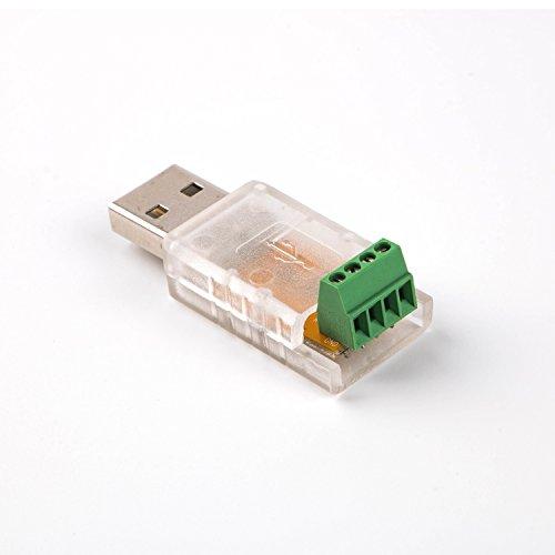 USB zu RS485seriell Adapter Konverter (FTDI Chipsatz) für Win 7/8/10, Mac, Linux, Android