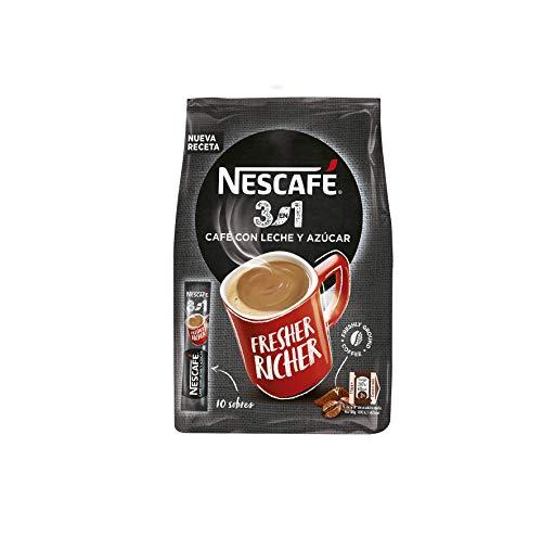 NESCAFÉ 3 en 1 | Bolsa de Café | Paquete de 10x17g