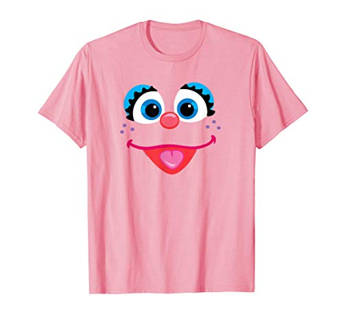 Sesame Street Abby Cadabby Face T-Shirt