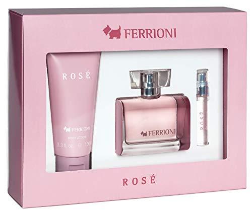 Set Ferrioni ROSE EDT 100 ml