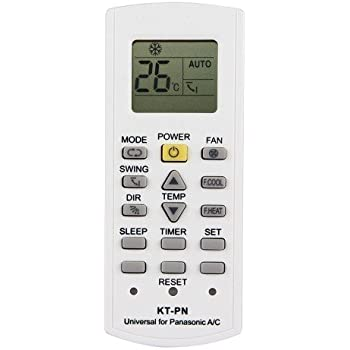 KT-PN Mando a Distancia para Aire Acondicionado Panasonic: Amazon ...
