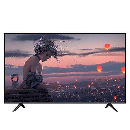 TV LED Ultra HD, TV en Red 4K Smart WiFi con HDMI USB SD y Entrada AC/DC TV LCD LED de Pantalla Plana 42/50/55/60 Pulgadas