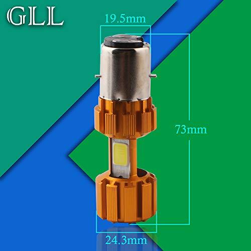 GLL FL-COB-18W-Aluminum