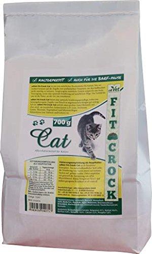 cdVet Fit-Crock Cat Food, 700g