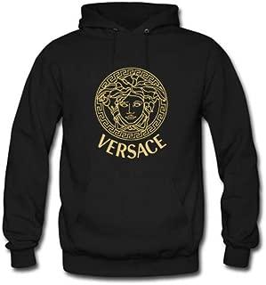 Dr-Versaces-Fashion Mens Womens Boys/Girls - Replica T-Shirt - Gold Luxury Brand Pullover Hoodie Hooded Sweatshirt Hoodies