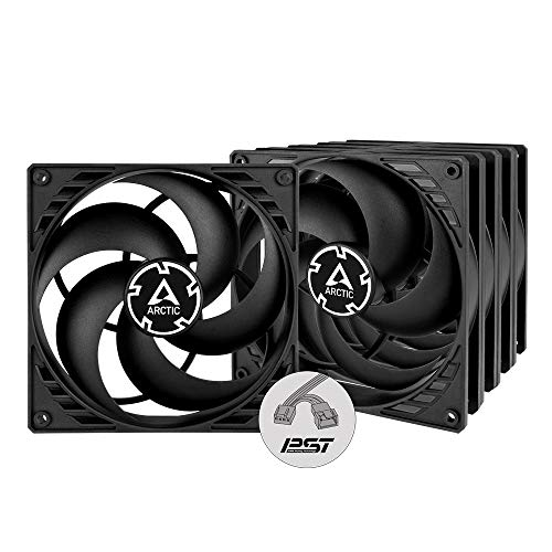[Case Fan] ARCTIC P14 PWM PST Value Pack (5 Fans) - 140 mm ($48) [$37.99 + $10 Shipping](Back in Stock)