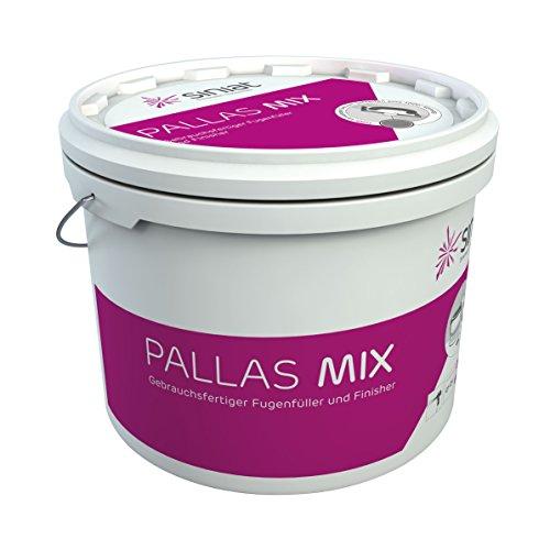 Siniat Pallas Mix Fugenfüller + Finish-Spachtelmasse | 20 kg Eimer | sofort einsetzbar ohne Anmischen