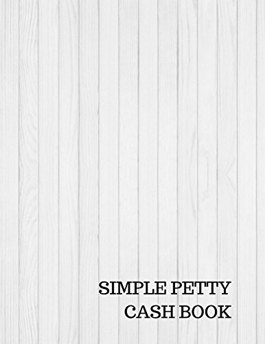 Simple Petty Cash Book
