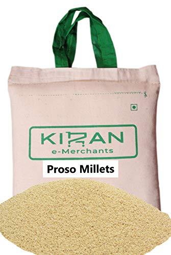 Kiran's Proso Millets, ( Proso Hirse) Eco-friendly pack, 10 lb (4.54 KG)