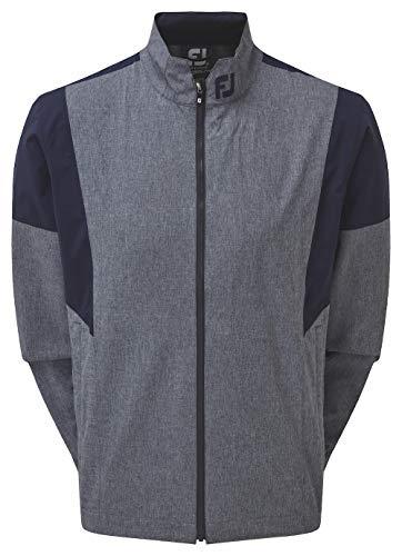 Footjoy Herren Fj Hlv2 Rain Jacket Trainingsjacke, Blau (Azul Navy 95047), Medium