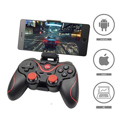 ZL T3 Android Gamepad Game Controller Joystick Für Android Smartphone/Smart Handy/Smart TV/Playstation 3 / TV Box/Samsung Gear VR/Windows Computer,Weiß