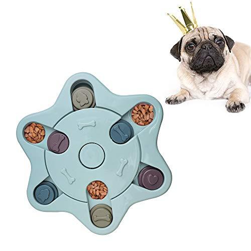 Andiker Hundehirnspiele Hunde Lernspielzeug, haltbares interaktives Hund-Spielzeug, verbessern IQ...