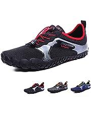 Barefoot Shoes Heren Dames Waterschoenen Strandschoenen Zwemschoenen Wetsuitschoenen Sneldrogend Aqua-schoenen voor zwemmen in het zwembad Fitness Surfen