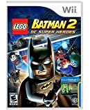WII LEGO BATMAN 2 DC SUPER HER