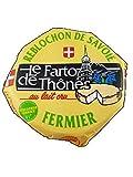 Reblochon de Savoie Fermier AOP par 3 - Pastille verte - 100% authentique - Fromage livré sous vide pour conserver son excellent goût