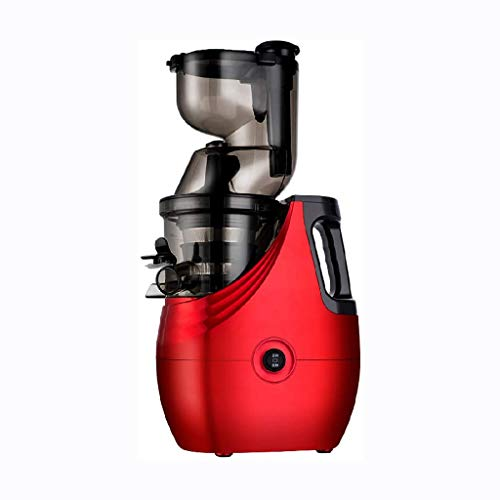 XLEVE Automatic Juicer-Slow Juicer Masticating Juicer Big Mouth' Cold Press Juicer, Low Speed Juicer for High Nutrient Fruit and Veggies Juice