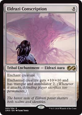 Magic: The Gathering - Eldrazi Conscription - Ultimate Masters - Rare